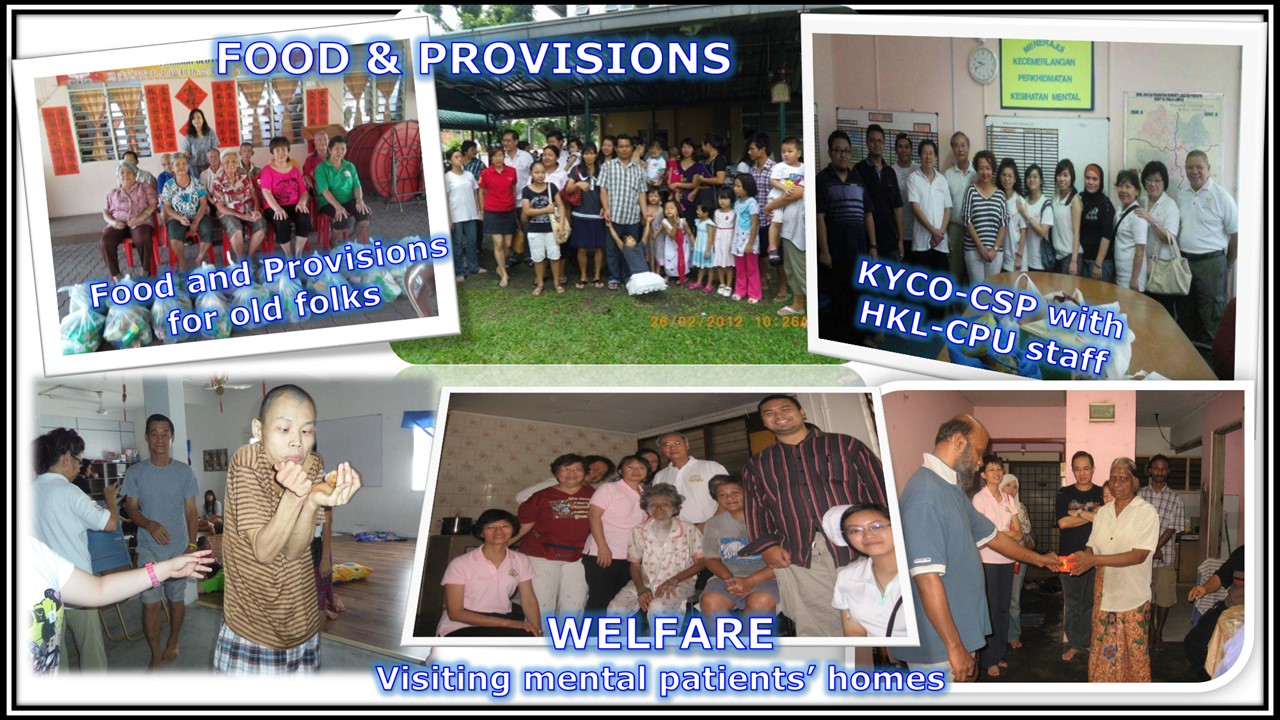 KYCO CSP Welfare